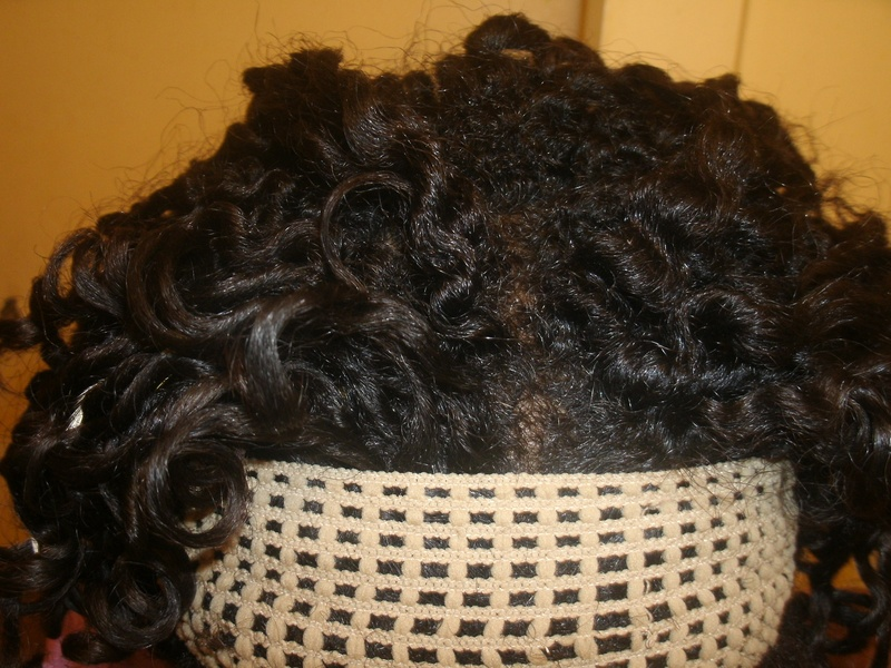 twist out style 10/24/11